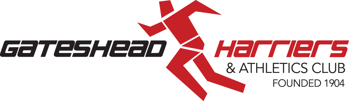 Gateshead Harriers & Athletics Club Logo